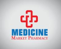 Medicine Market Pharmacy Logo